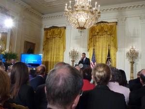 Listening to President Obama