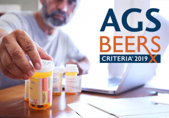 The 2019 AGS Beers Criteria